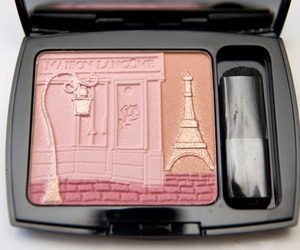 paris, pink, and makeup image