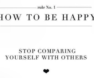 happy, quote, and rules image