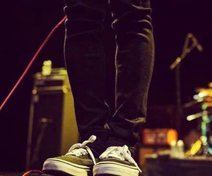sneakers, oor, and one ok rock image