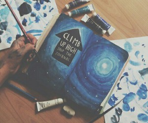 art, wreck this journal, and draw image
