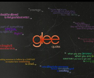 always, forever, and glee image