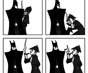 batman, sherlock, and funny image
