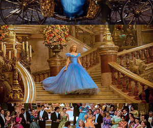 cinderella and lily james image