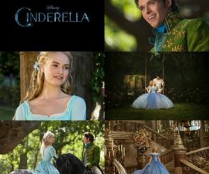 beautiful, cinderella, and prince image