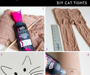 cat, lover, and diy image