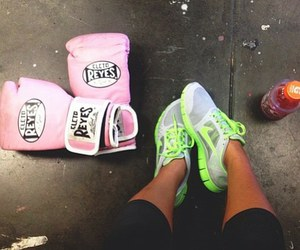 boxe, exercise, and sport image