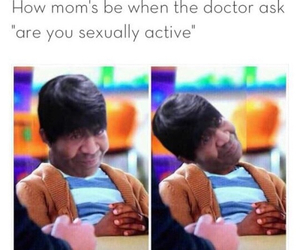 doctor, funny, and laugh image