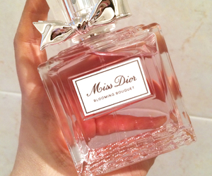 dior, perfume, and girl image
