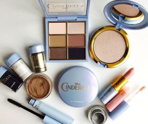 cinderella, makeup, and mac image
