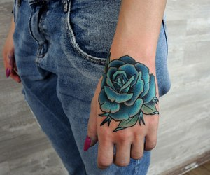 body art, ink, and inked image