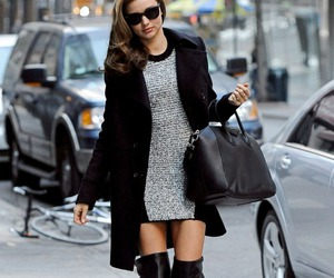 fashion, style, and miranda kerr image