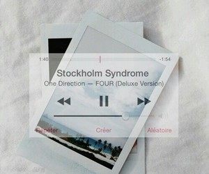 one direction, stockholm syndrome, and four image