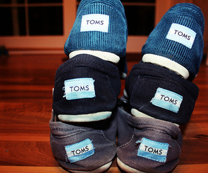 cool, shoes, and toms image