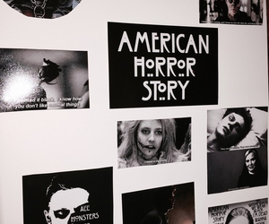 black and white, sticker, and evan peters image