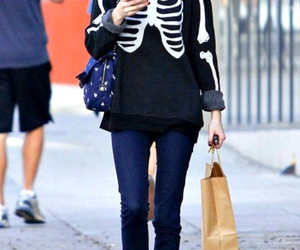 emma roberts, fashion, and outfits image
