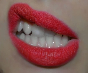 lips, lipstick, and mouth image