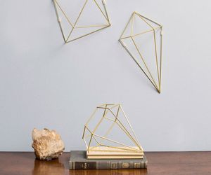 decor, geometric, and style image