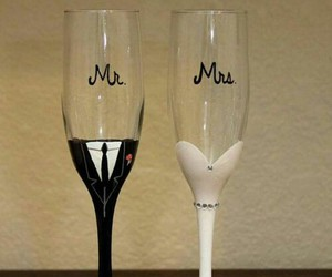mr, wedding, and mrs image