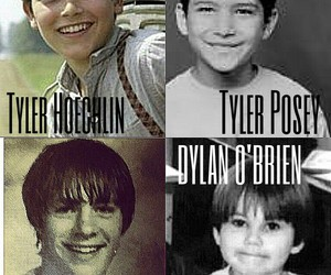 cute, kid, and teen wolf image