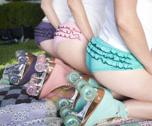 panties and pastel image