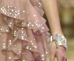fashion, pink, and sparkle image
