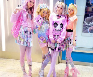 kawaii and fashion image