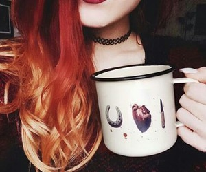 coffee, hipster, and girls image