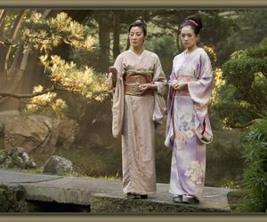 geisha, memoirs of a geisha, and kimono image