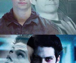 teen wolf, nogitsune, and stiles image