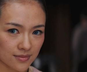 gion, memoirs of a geisha, and zhang ziyi image