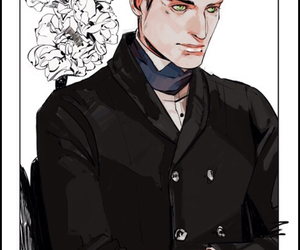 the infernal devices, gideon lightwood, and shadowhunters image