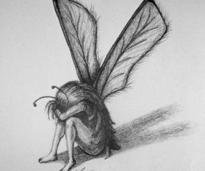 drawing and fairy image
