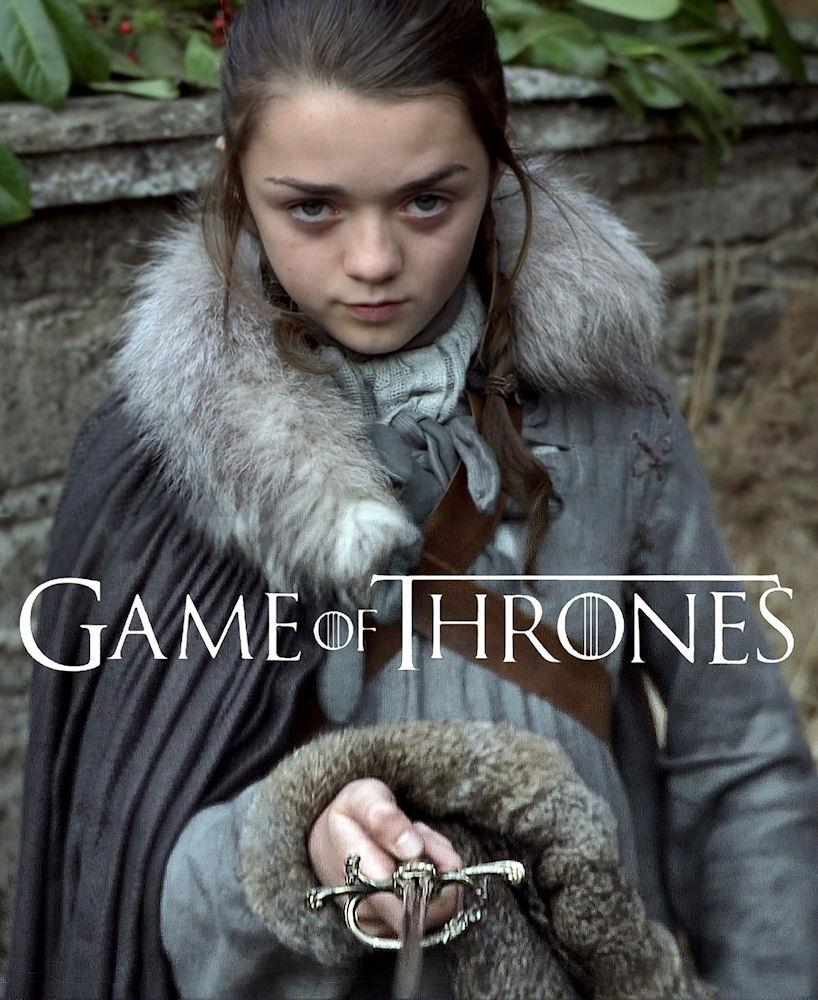 Arya Stark Season 1 Uploaded By Siobhàn On We Heart It