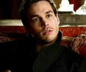 tvd, chris wood, and the vampire diaries image
