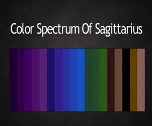 colors and sagittairus image