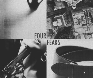 divergent, four, and fears image