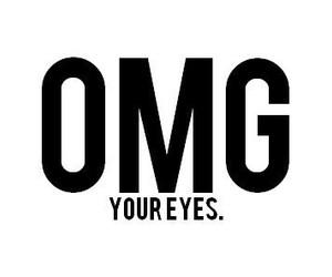 eyes, OMG, and boy image