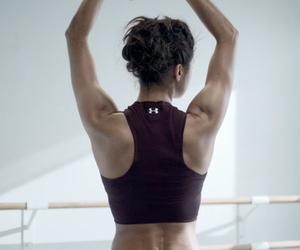 balet, work hard, and inspiration image