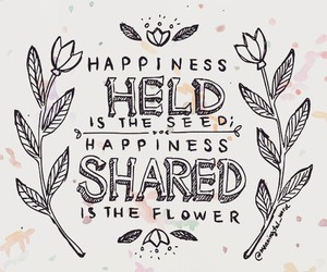 flowers, happiness, and life image
