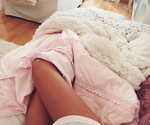 bed and cozy image