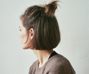 hair and short hair image
