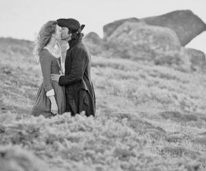 couple, history, and aidan turner image