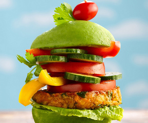 burgers, delicious, and dessert image