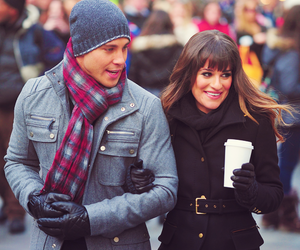 glee, cute, and lea michele image