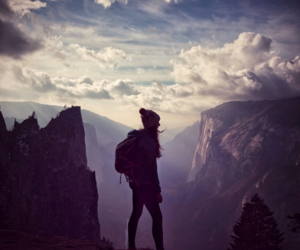 travel, beautiful, and mountains image