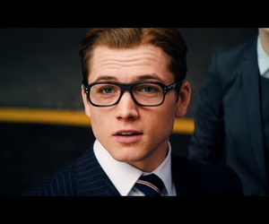 kingsman, taron egerton, and boy image