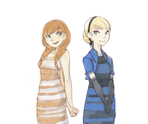anna, cool, and frozen image