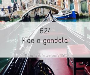 gondola and ride image