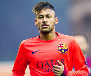 neymar, Barca, and football image