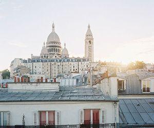 paris, city, and montmartre image